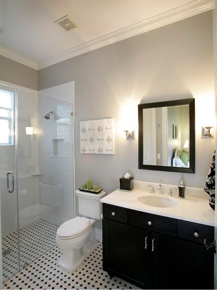 House Beautiful Bathrooms: BEAUTIFUL BATHROOM FOR SMALL HOUSES