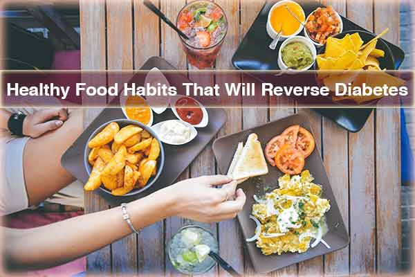 Healthy Food Habits Diabetes