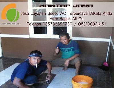 Jasa Sedot Tinja Pesapen Surabaya Utara Murah