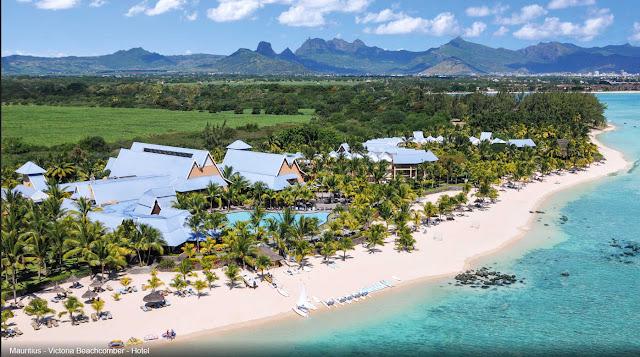 Beachcomber Victoria Mauritius