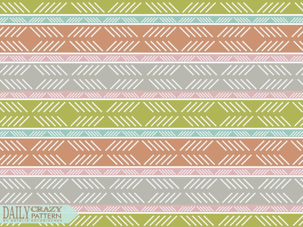 Row pattern