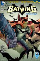 Os Novos 52! Batwing #25