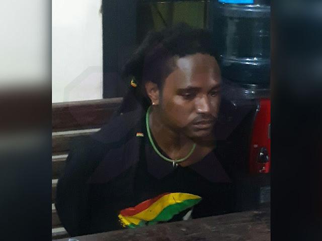 Diduga Terlibat Penebakan di Mile 69, Polisi Tangkap Peran Magai di Timika