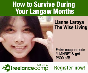 Freelance Camp Manila 2013