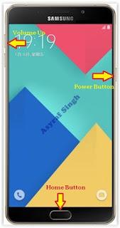 download mode Samsung GALAXY A9 SM-A9000