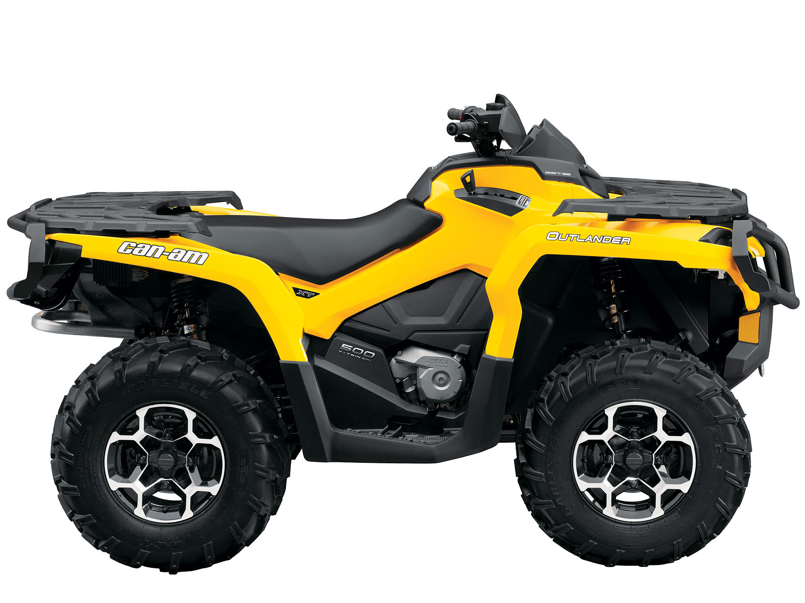 2013 can am outlander xt 500 atv pictures and specifications. Black Bedroom Furniture Sets. Home Design Ideas