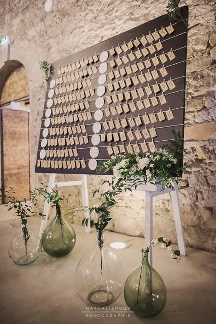 Nathalie Roux Photographe mariage, Plan de table inspiration, Château de la Gallée, Lyon wedding florist