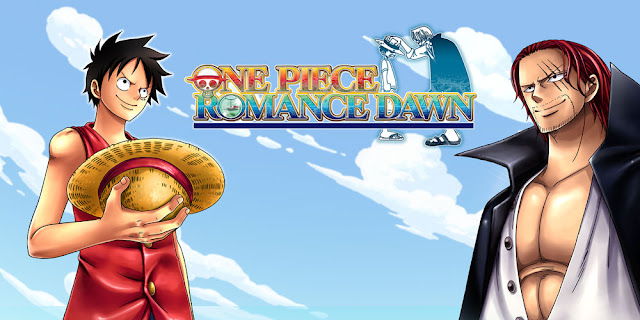 One Piece: Romance Dawn cover 1