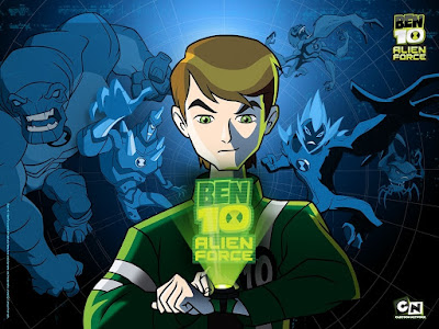 Ben 10 Alien Force psp Cheats cso