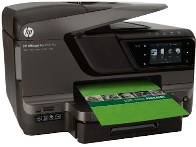 HP Officejet Pro 8660 Driver & Wireless Setup - Manual & Software