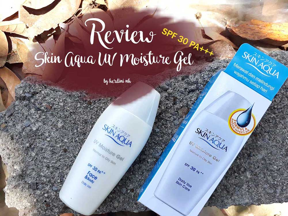 Review Skin Aqua Uv Moisture Gel Spf 30 Pa Hd Gallery