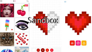 Sandbox - Color by Number Coloring Pages Apk Mod