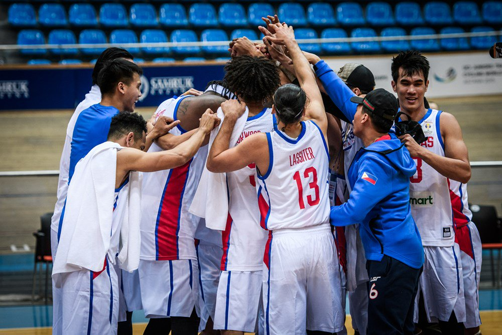 Gilas Pilipinas' Second Practice for the FIBA World Cup 2019 (VIDEO) June 20