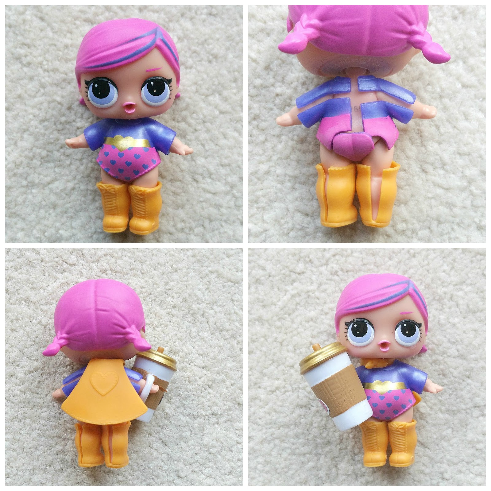 L.O.L. Surprise Doll, Collectible dolls, LOLSurprise