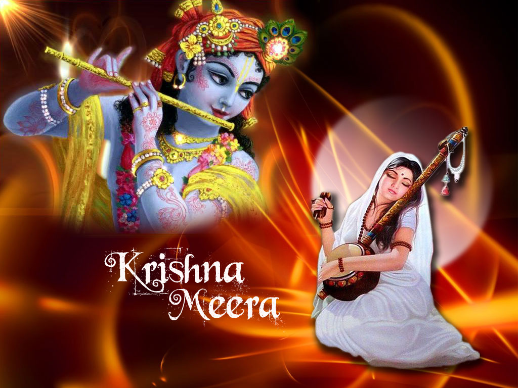 God Krishna Wallpaper 3d Hd Meera Bai Wallpapers Meera Bai Pictures Meera Bai Images