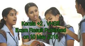Kerala DHSE, VHSE result published today at 3PM - Check +2 result 2016
