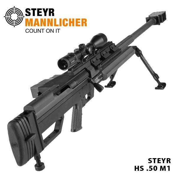 Resultado de imagen para Steyr HS .50 M1 + bolivia