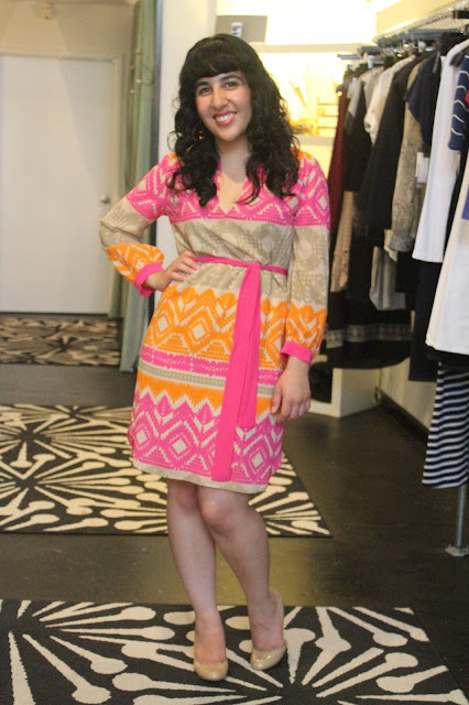 Trina Turk Dress Rue Atelier Boutique Berkeley Shopping Trip