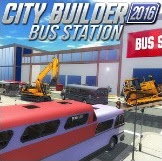 Game Android City builder 2016 Bus Station Download