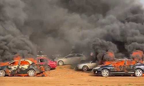 #EndSARS: FCTA Promises Full Compensation For Vehicles, Properties Destroyed