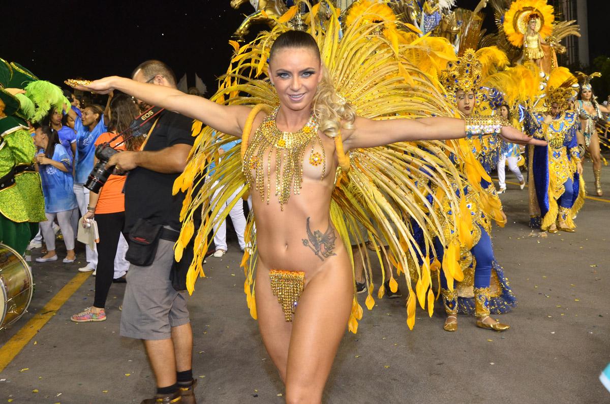 Marianne Ranieri, Carnival Wardrobe Malfunction 2015