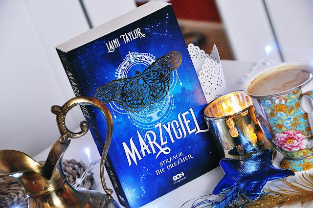 """""""Marzyciel. Strange the Dreamer"""" - Laini Taylor"""