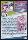 My Little Pony Princess Cadance & Shining Armor Series 4 Trading Card