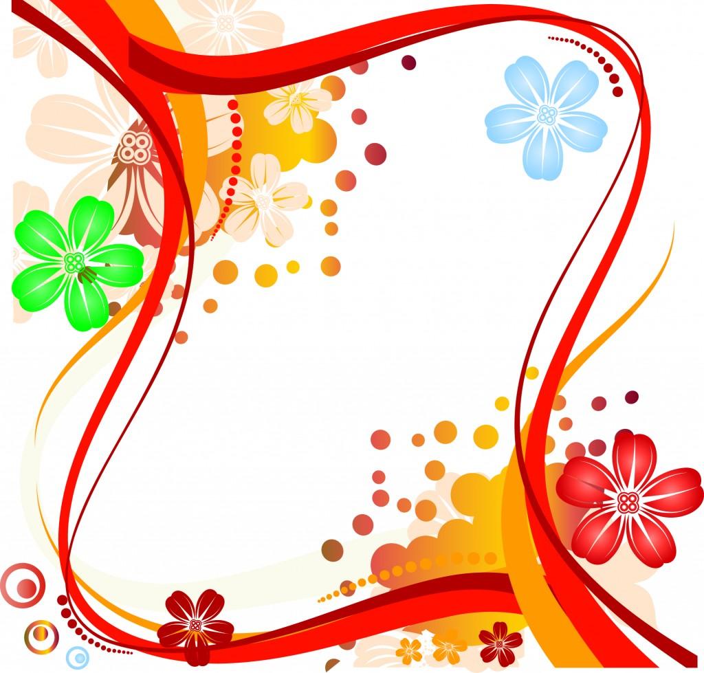 flowers for flower lovers.: flowers photo frames designs.