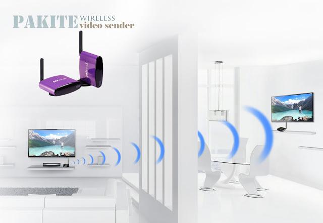 PAT-550 Video extender