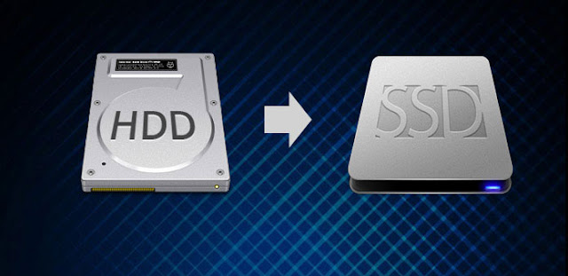 Cara Migrasi Sistem Operasi Windows dari HDD ke SSD