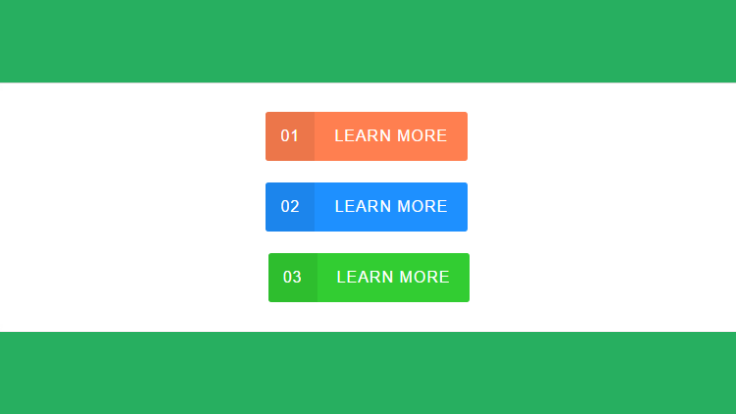 How to design simple CSS/CSS3 buttons with hover effects