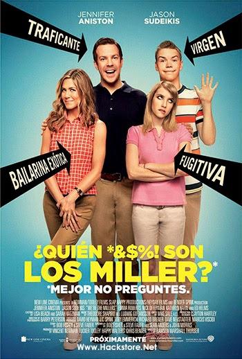 Somos los Miller DVDRip Latino