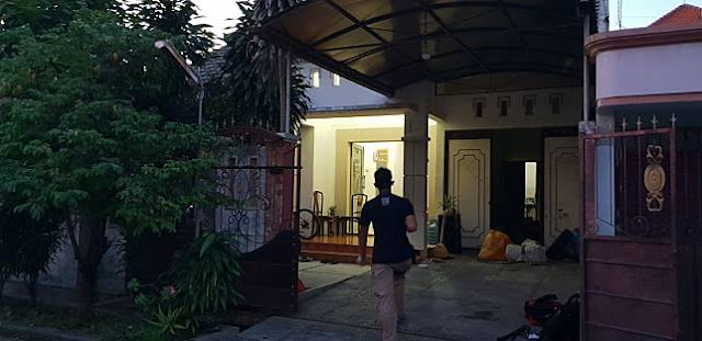 Rumah Pelaku Bom Dita Supriyanto Sering Terdengar Suara Aneh Hingga Got Kotor