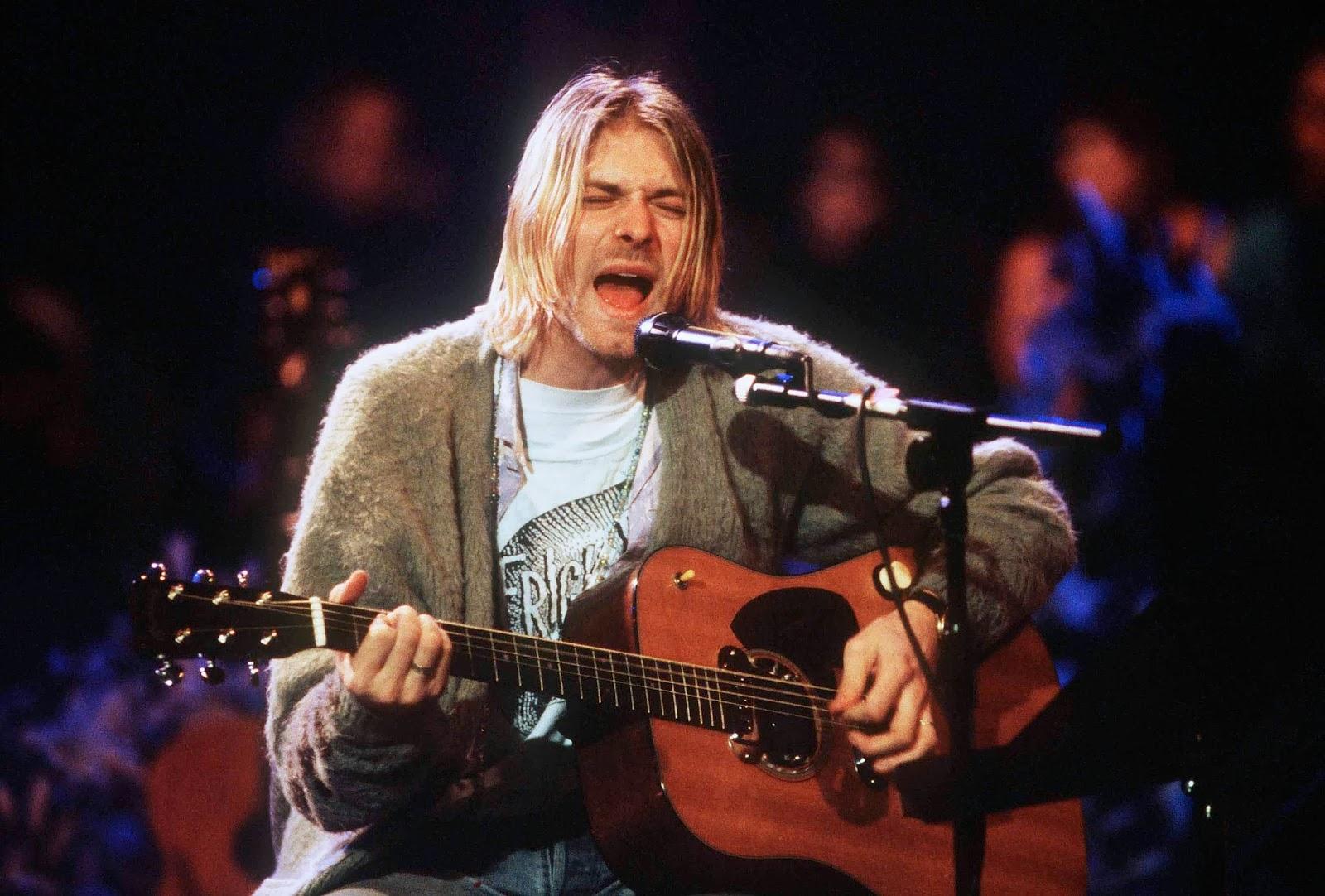 Hd wallpapers blog kurt cobain pictures - Kurt cobain nirvana wallpaper ...