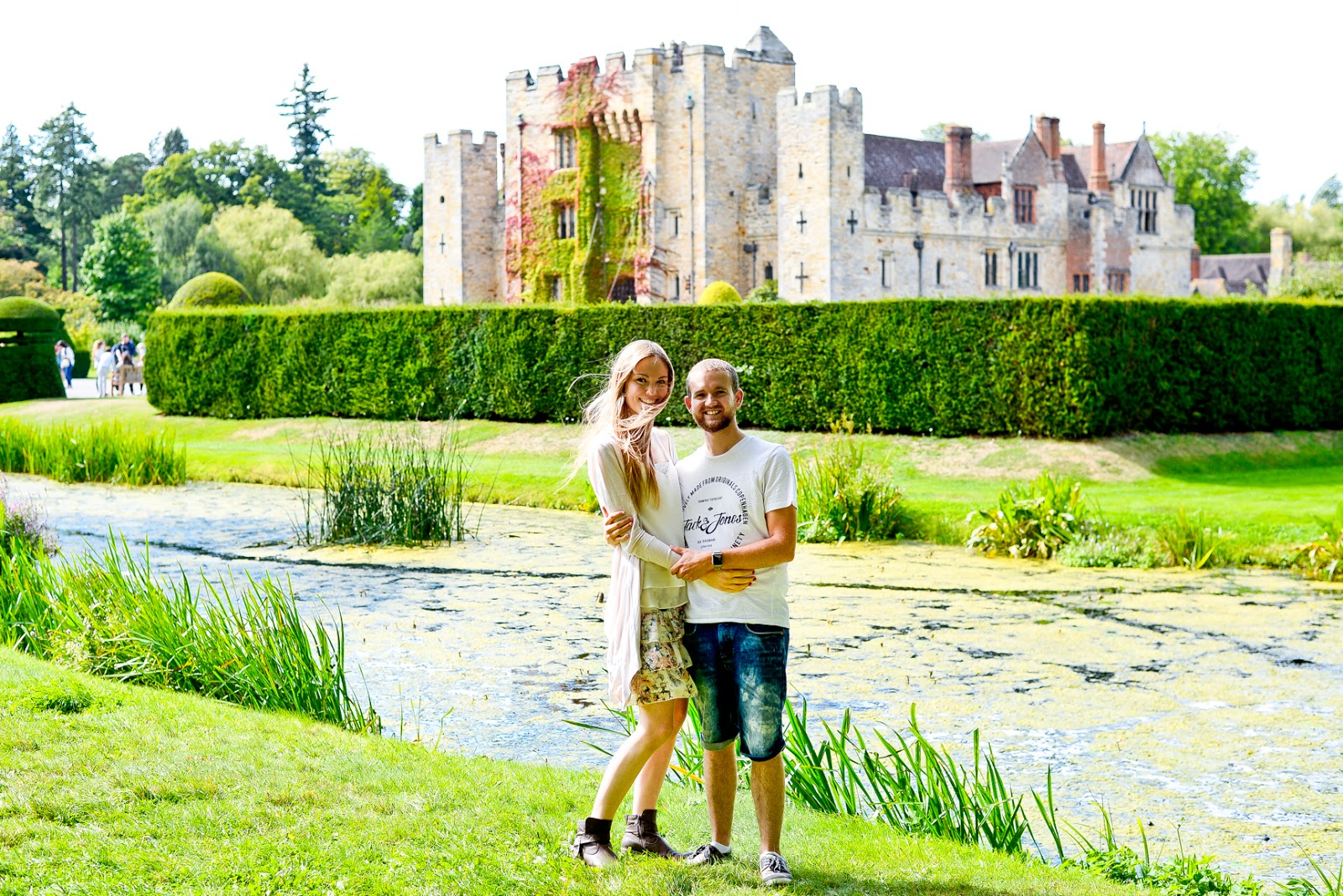 Staying At Hever Castle, Hever Castle, Anne Boleyn's Childhood Home, Anne Boleyn, King Henry VIII, Jousting, English History, Royal Tudor Places