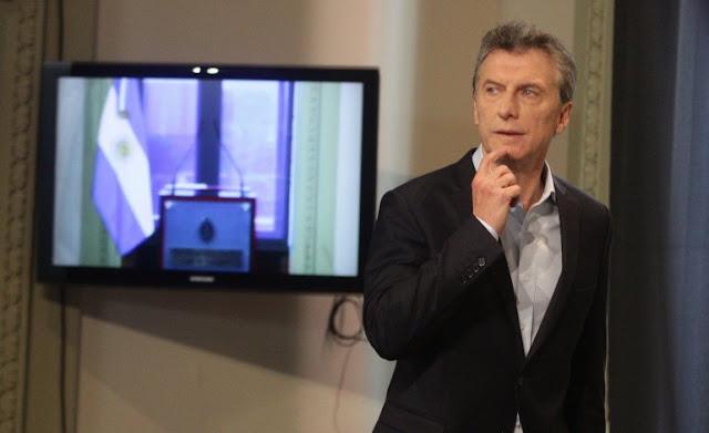 La imagen de Mauricio Macri se hundió estrepitosamente: cayó 12 puntos!