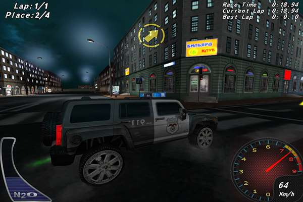 Download Crazy Police Racers Free games