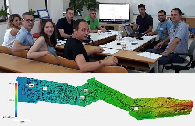 Ολοκληρωμένο σύστημα καταγραφής δεδομένων σχετικά με τις πλημμύρες στην πόλη της Ηγουμενίτσας