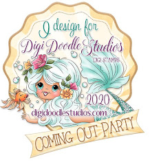 Digi Doodle Studios Coming Out Party Designer
