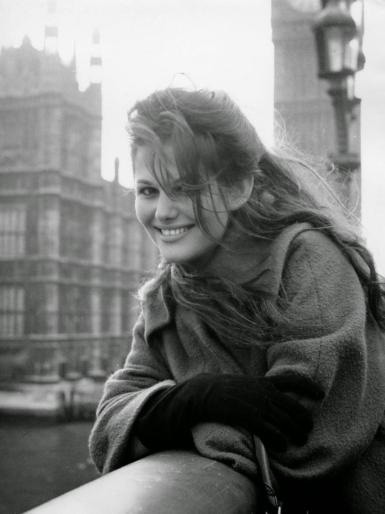 Bittersweet Vogue: Claudia Cardinale #2