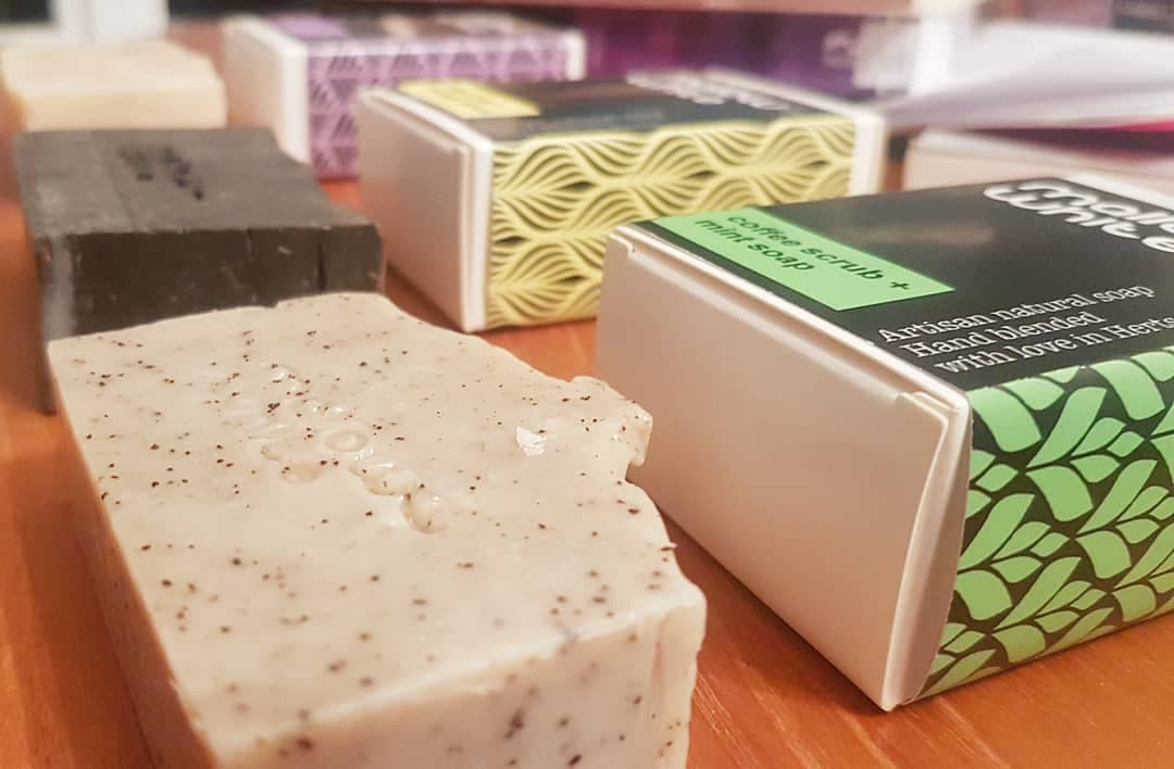 Mallow + White soaps review