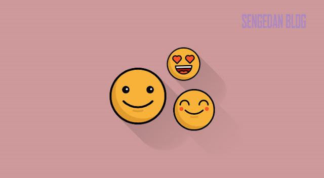 Cara Gampang Menggunakan Emoji Pada Blogger 😘👍