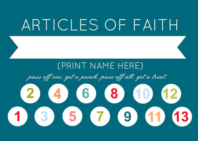 12 articles of faith pdf