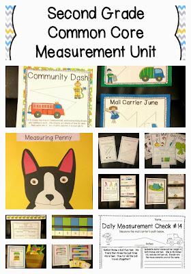 http://www.teacherspayteachers.com/Product/2nd-Grade-Common-Core-Measurement-Unit-635928