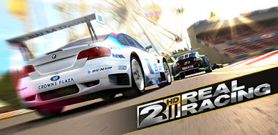 Real Racing 2 apk + data