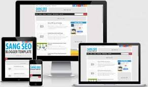 AdSense Blogger Template Untuk Meningkatkan Penghasilan AdSense