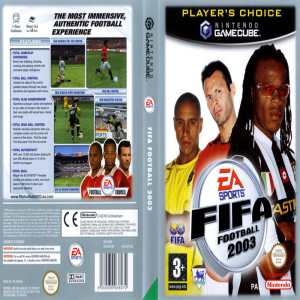 download fifa football 2003 pc game full version free