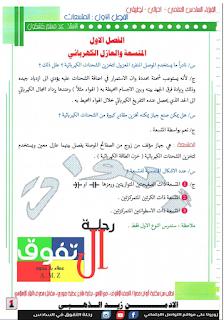 مزلمة الفيزياء للمبدع عبد مسلم كشكول للصف السادس العلمي بفرعيه الأحيائي والتطبيقي 2017