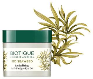 Biotech Bio Seaweed Revitalizing Anti Fatigue Eye Gel, 15g