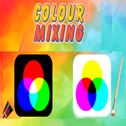 Color Mixing (Fun Educational Game)